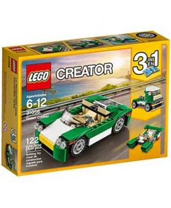 31056-lego-green-cruiser-fairy-land-1