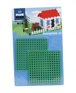 4022_Baseplates_Green_2pcs.
