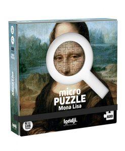 Αρχικη londji micropuzzle mona liza 1